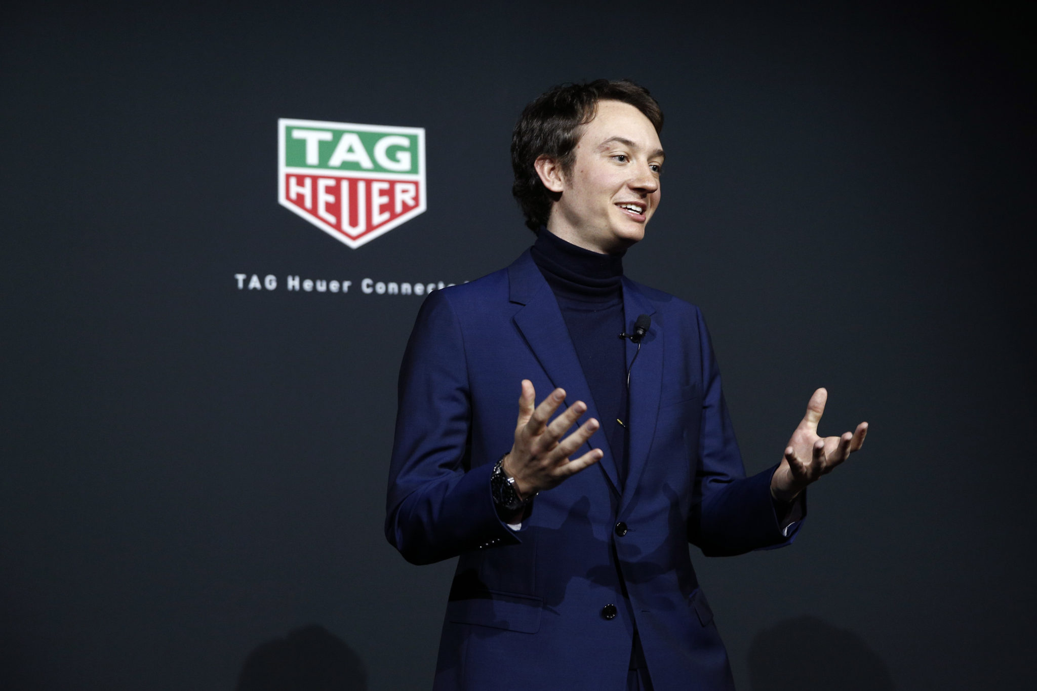 TAG Heuer Celebrates The Launch Of The New Connected Watch