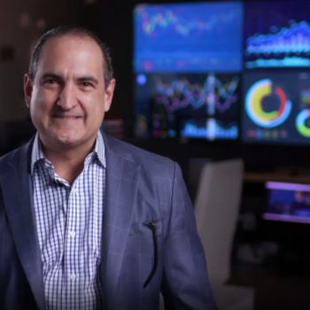 Mike Manjos chief commercial officer