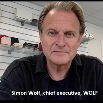 Simon Wolf video
