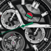 tag heuer carrera close up