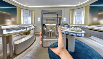 Piaget virtual showroom