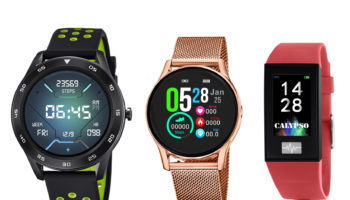 Lotus and Calypso smartwatches
